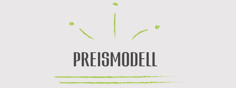 Graphic: Preismodell